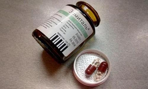 МП представляет собой капсулы в желатиновой оболочке с микротаблетками по 10 000 ЕД панкреатина