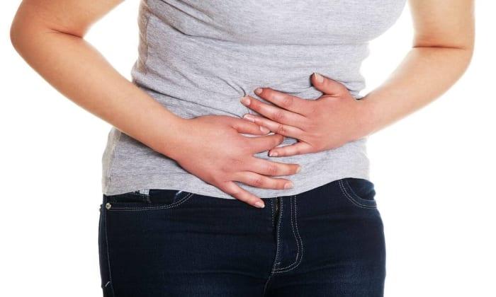 При приеме Мезима и Фестала возможно появление побочного эффекта в виде болей в животе