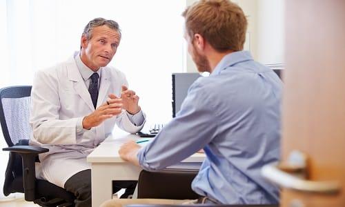 Длительность терапии необходимо согласовывать с врачом