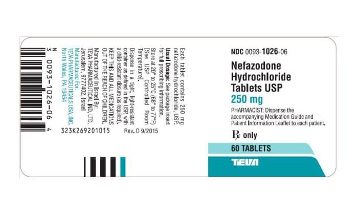 Сочетание Нефазодона, азоловых противогрибковых средств, макролидовых антибиотиков: увеличивает плазменную концентрацию активного компонента Домстала