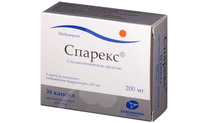 Так же аналогом Необутина может быть Спарекс - капсулированный спазмолитик, действующее вещество - мебеверин