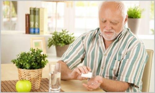 Необходимость в специфичной коррекции режима дозирования лекарства в пожилом возрасте отсутствует
