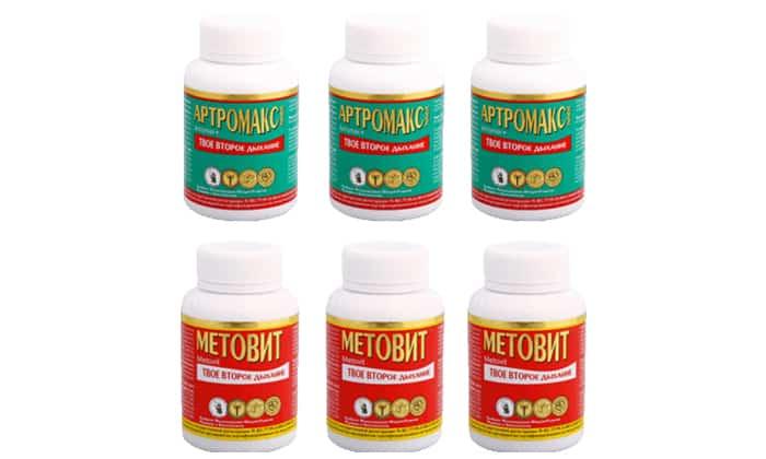 Средство рекомендуется применять в сочетании с таким медикаментом, как Метовит