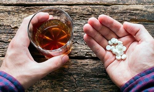 Во время терапевтического курса с применением Бетусила прием спиртных напитков не рекомендуется