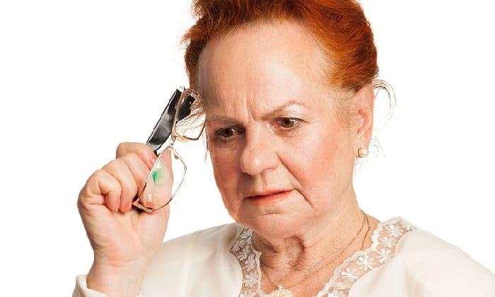 Когнитивные расстройства, обусловленные возрастными изменениями являются показанием к назначению препарата