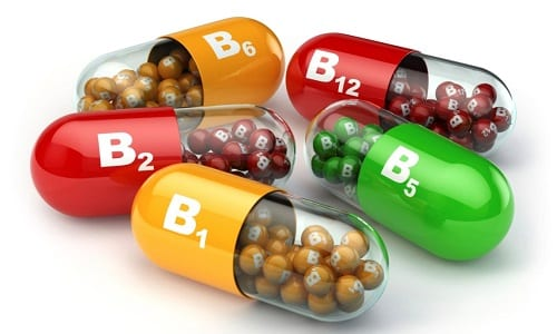 Эти медикаменты увеличивают усвояемость витаминов группы В, поэтому их нередко прописывают во время приема поливитаминных комплексов