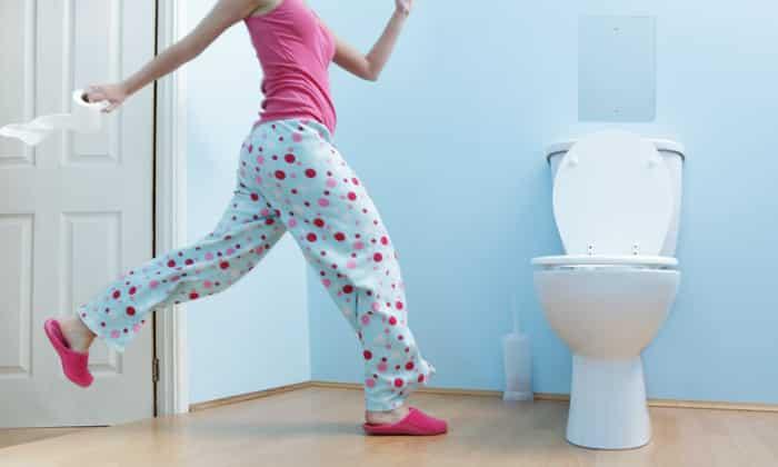 Со стороны органов пищеварения побочным эффектом препарата может стать диарея