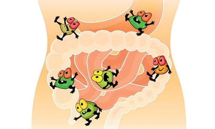 Бифидумбактерин назначается при дисбактериозе