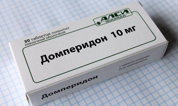 Домперидон помогает при гастроэзофагеальной рефлюксной болезни