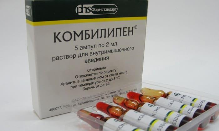 Комбилипен принимает участие в кроветворении