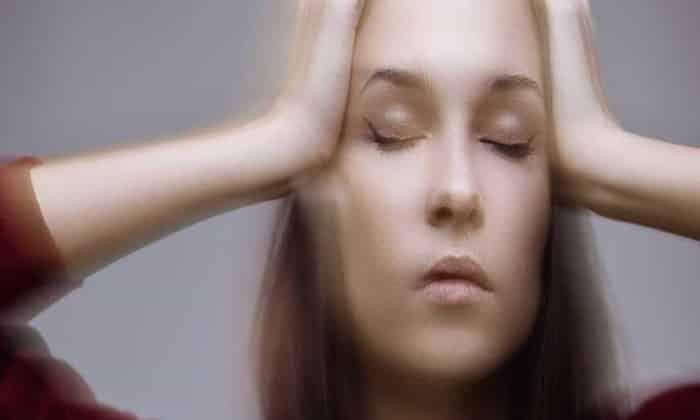 При передозировке у пациента может двоиться в глазах