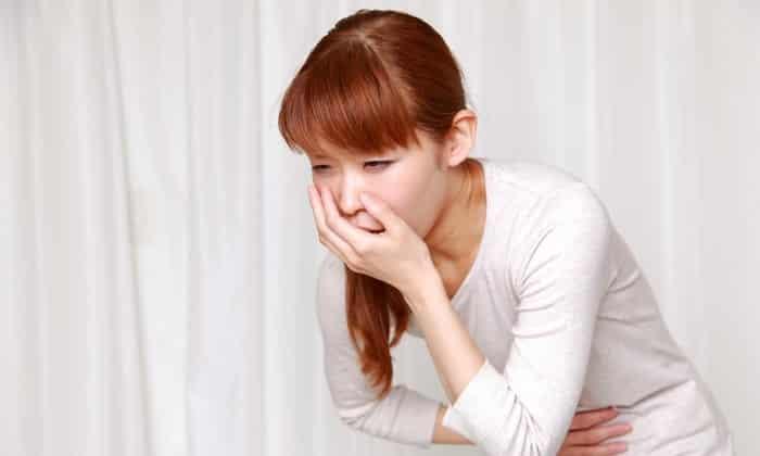 При приеме Мезима и Фестала возможно появление побочного эффекта в виде тошноты