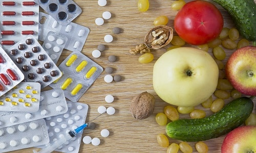 Принимать таблетки желательно за 15-30 минут до приема пищи