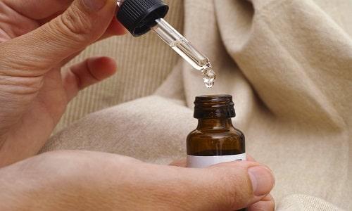 Дозировать медикамент рекомендуется с помощью пипетки или специальной капельницы