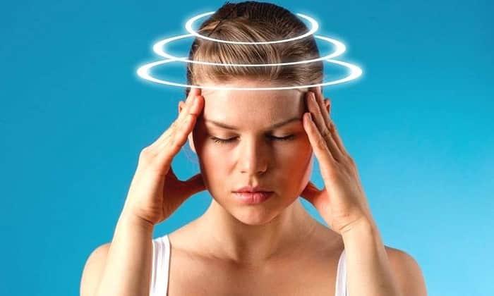 Побочным действием Церукала является головная боль