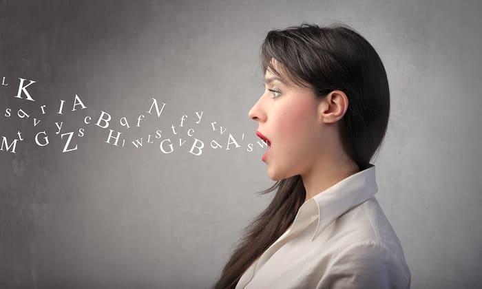 При передозировке возможно нарушение речи