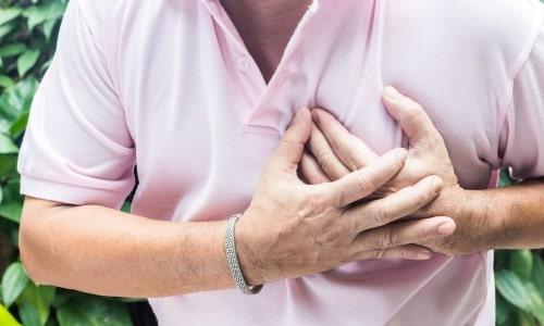 При острой форме инфаркта сердечной мышцы первые 5 суток осуществляют инфузионное введение Церекарда в течение 30-90 минут