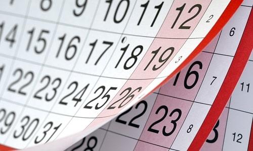 Стандартный курс лекарственной терапии длится 1-2 недели