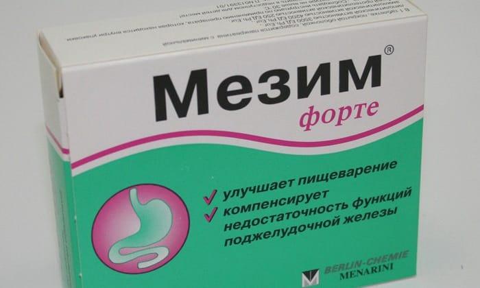 Заменить препарат можно таким лекарством, как Мезим