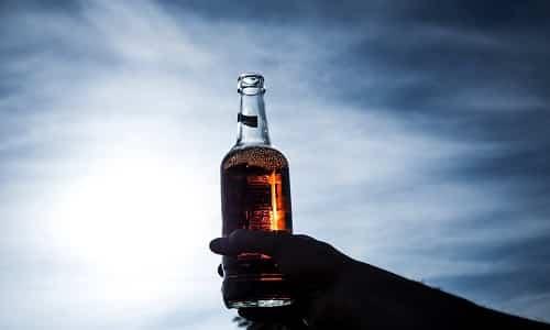 В течение всего срока терапии лучше отказаться от употребления спиртного