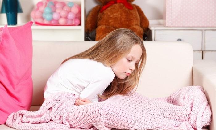 У детей препарат используется при хронических формах функциональных расстройств системы пищеварения, сопровождающихся болевыми ощущениями в области живота