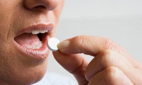 Таблетки предназначены для перорального применения