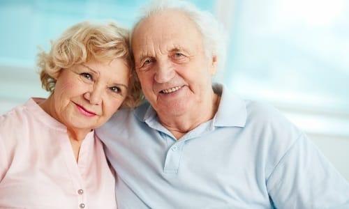 Пациентам старшего возраста назначают Мексидол с учетом сопутствующих заболеваний
