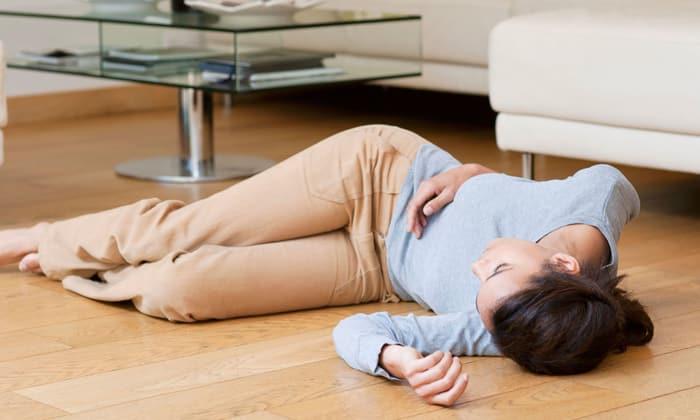 Реакция организма на препараты может возникнуть в виде судорожных состояний