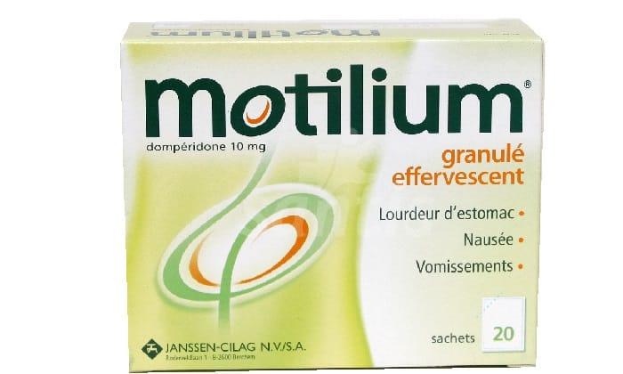 Схожим по действию является такой препарат, как Мотилиум