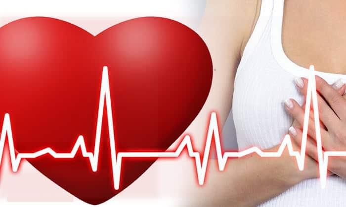 При использовании спазмолитика у больных может возникать учащенное сердцебиение