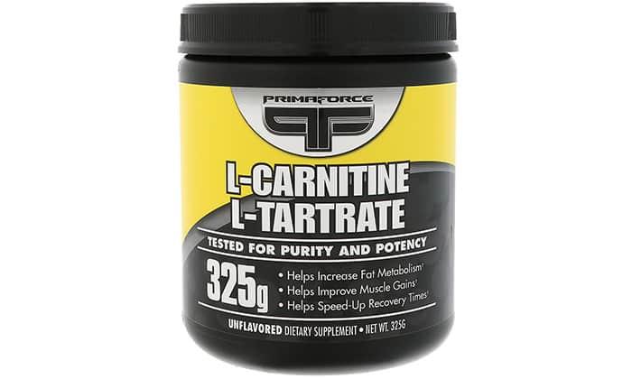 L-carnitine tartrate - пищевая добавка, влияющая на энергетический обмен в организме и обладающая антиоксидантным действием