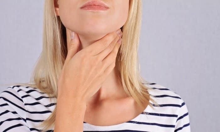 Препарат показан при гиперфункции щитовидной железы