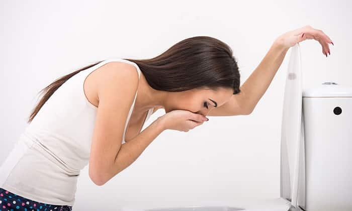 Препарат способен спровоцировать приступы тошноты