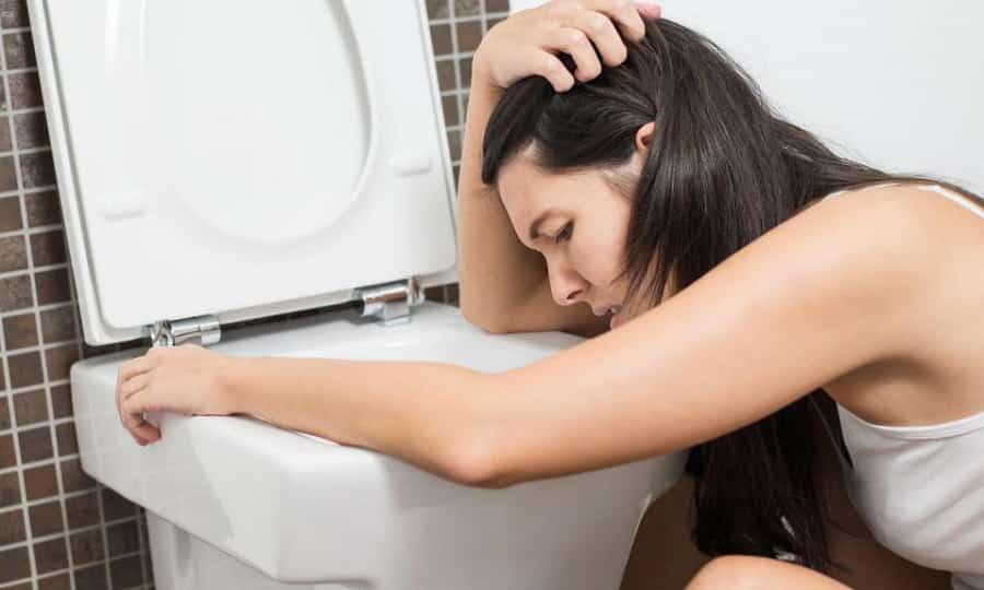 Использование Анальгина и Папаверина может вызвать приступ тошноты