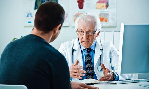 Если пациент проходит курс лечения с использованием цитостатических средств, необходим контроль врача