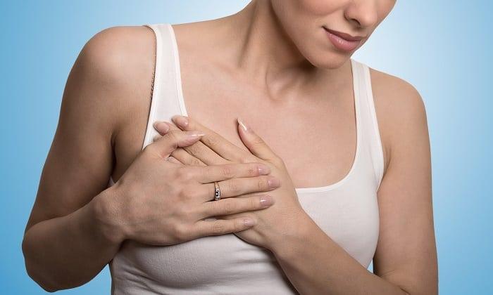 Лекарство может вызвать боли в молочных железах