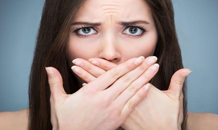 Мексифин может вызывать сухость и неприятный вкус во рту