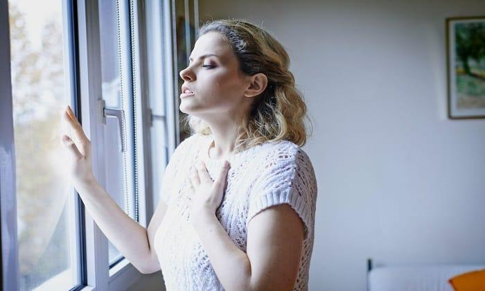 После приема Мексифина может появиться чувство нехватки воздуха