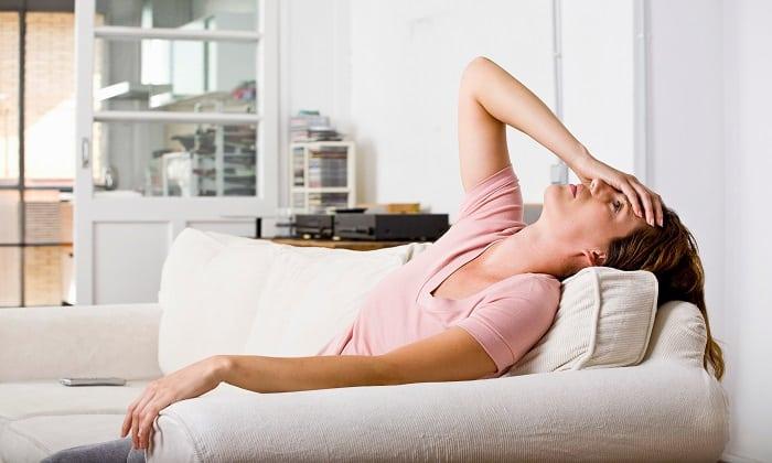 Папаверин может стать причиной дневной сонливости и общей слабости