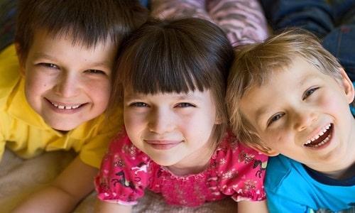 Детям до 6 лет лекарственный препарат не назначают