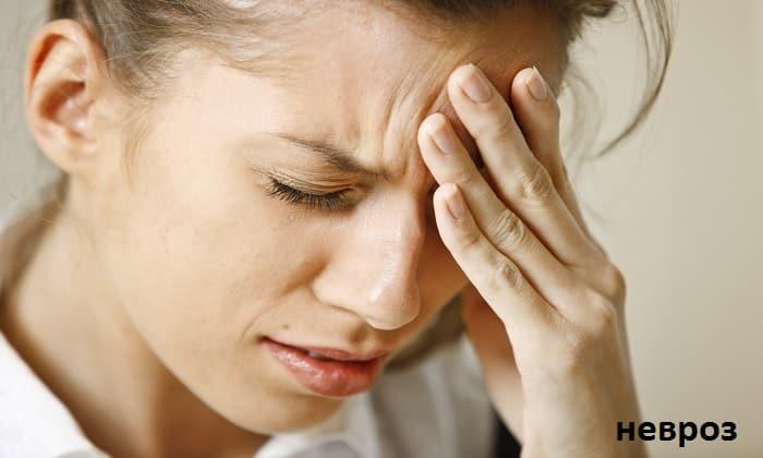 Для лечения тревожных расстройств в состоянии невроза используют Мексидол