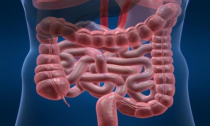 При длительном приеме препарата возможно появления побочного действия как нарушение работы кишечника