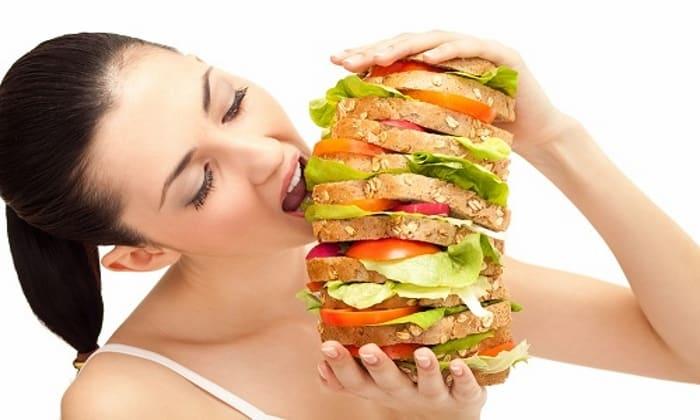 Показаниями к применению данных лекарственных средств являются переедание