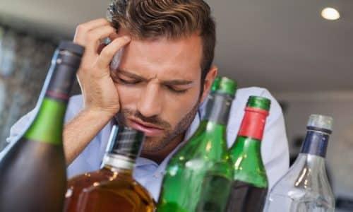 Мексиприм и Мексидол применяют при лечении абстинентного синдрома, вызванного алкоголизмом