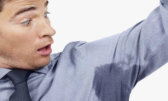 Потливость явлеятся также признаком побочного эффекта