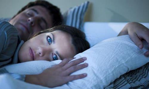 При длительном употреблении Л-карнитина появляются проблемы со сном