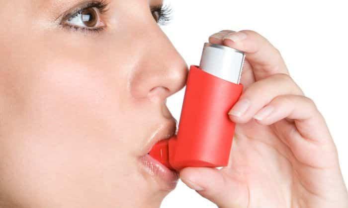 Препарат Артромакс применяют при бронхиальной астме