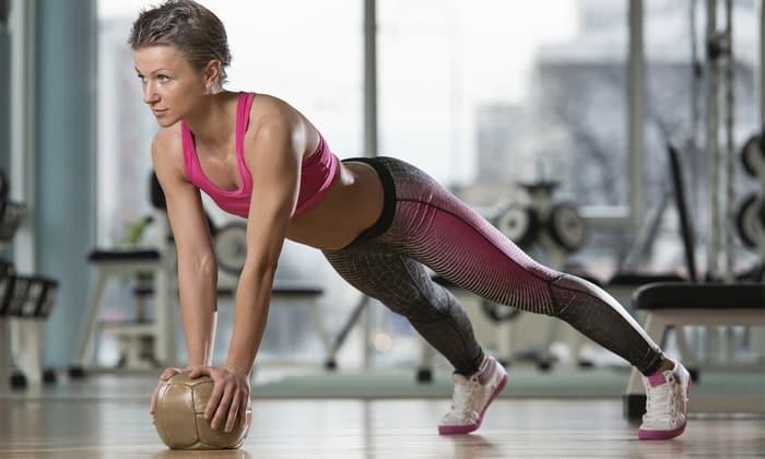 Л-карнитин выступает в роли дополнительного стимулятора при занятиях спортом