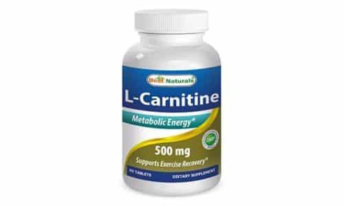 В составе препарата содержится L-карнитин
