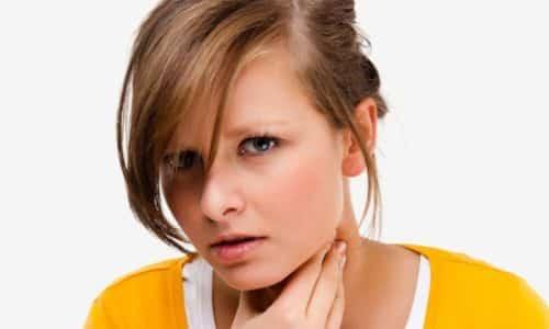 Першение в горле и ощущение нехватки воздуха – возможные побочные эффекты от использования препаратов Мексидол и Этоксидол